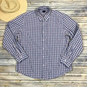 J. Crew Factory Washed Shirt Button Down